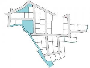 分譲地 区画