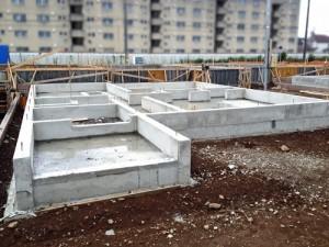 基礎 コンクリート 土台 ベタ基礎